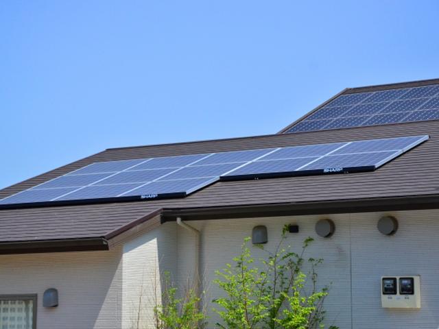 太陽光発電・オール電化・エコキュート